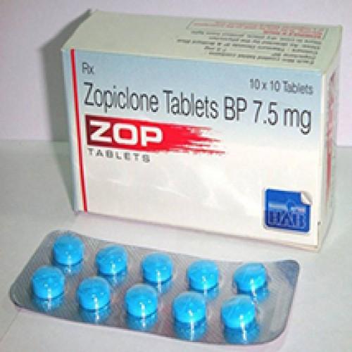 Zopiclone (Imovane) 7.5mg