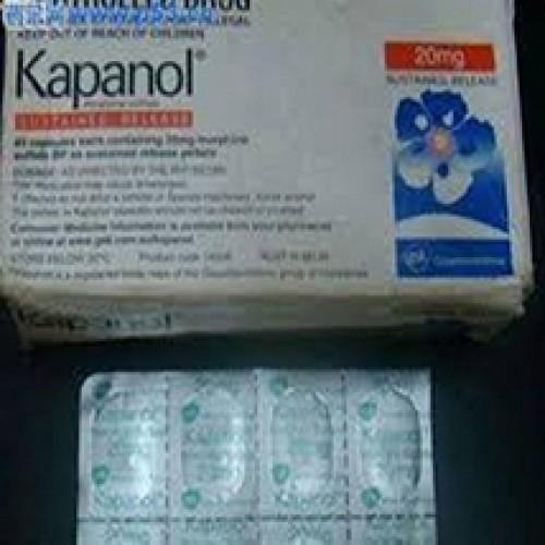 Kapanol (Morphine Sulfate)
