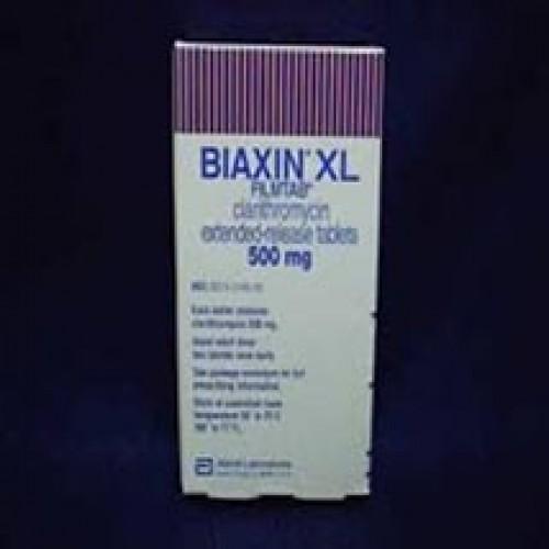 Biaxin XL