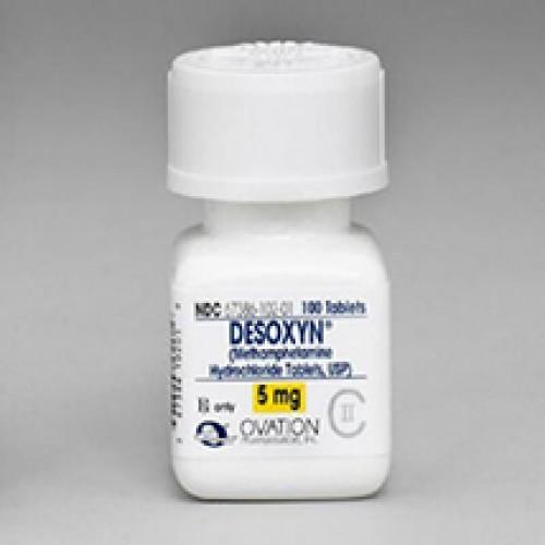 Desoxyn Pills