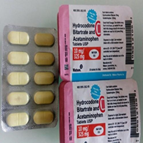 Hydrocodone (Hysingla) 10/325 mg