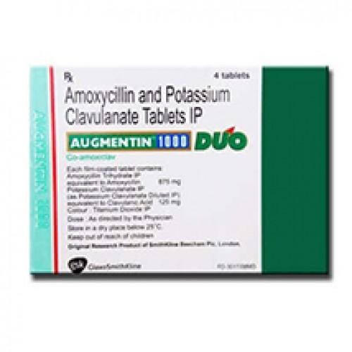 Amoxicillin Clavulanate Tablet