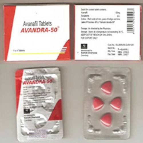 Avanafil Tablet