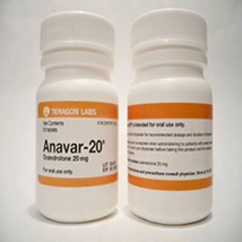 ANAVAR (Oxandrolone)  25mg